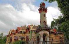Capricho de Gaudí Comillas Cantabria Cantabriarural