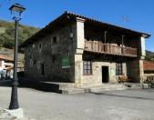 Casa de la Naturaleza de Pesaguero Edificio principal Cantabria Cantabriarural