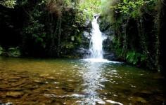 Cascadas de lamiña en barcenillas Ruente Cantabria Cantabriarural