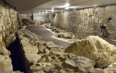 Centro de Interpretacion de la Muralla Medieval de Santander Cantabria Cantabriarural