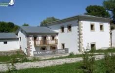 Centro de Visitantes Caminos de la Harina Pesquera Edificio principal Cantabria Cantabriarural