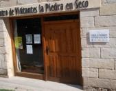 Centro de visitantes de la Piedra en Seco Valderredible Cantabria Cantabriarural