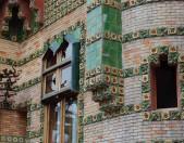 Comillas Modernista Capricho de Gaudí Cantabria Cantabriarural