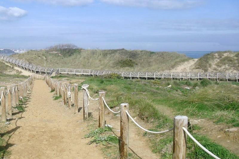 De somo a langre por la costa senderismo por la costa de somo langre - Casa rural la reserva ...