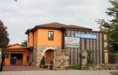 Fluviarium Edificio del Fluviarium Cantabria Cantabriarural