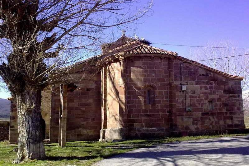 Iglesia Romanica De Mata De Hoz Iglesia De San Juan Bautista Valdeolea