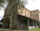 Iglesia Romanica de Nuestra Señora de la Asuncion de Santa Maria de Cayon Cantabria Cantabriarural