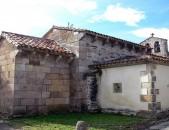 Iglesia de Santa Leocadia de Helguera Molledo Vista general Cantabria Cantabriarural