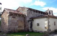 Iglesia de Santa Leocadia de Helguera Molledo