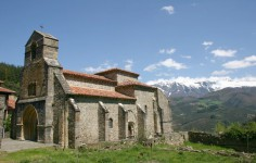 Iglesia de Santa María  de Piasca