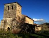 Iglesia romanica de San Andres de Argomilla Cantabria Cantabriarural