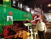 Museo Cántabro del Ferrocarril