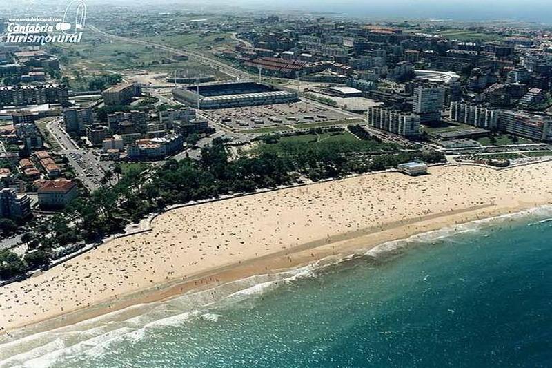 Playa del sardinero playas de santander playas de cantabria - Apartamentos en cantabria playa ...