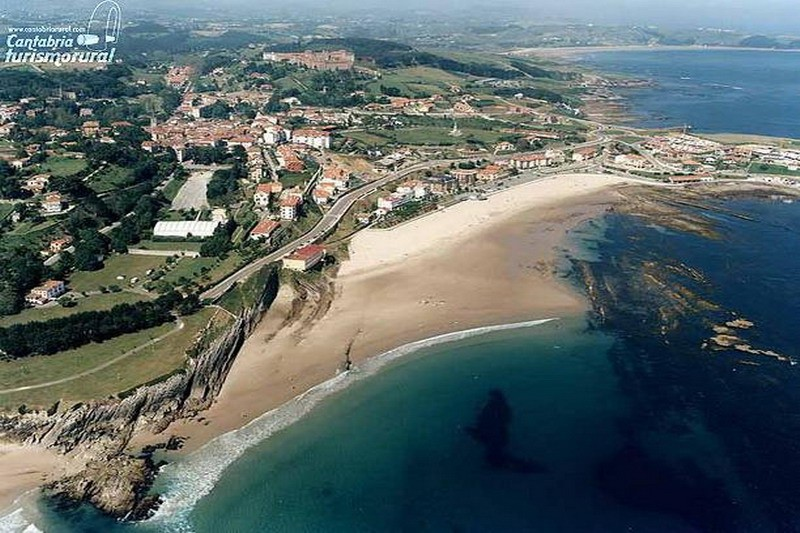 Playa de comillas playas de comillas cantabria - Apartamentos en cantabria playa ...