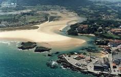 Playa de Los Barcos Arnuero Cantabria Cantabriarural