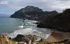 Playa de San Julian Liendo