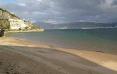 Playa de San Martin. Santoña