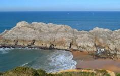Playa Nudista de Somocuevas