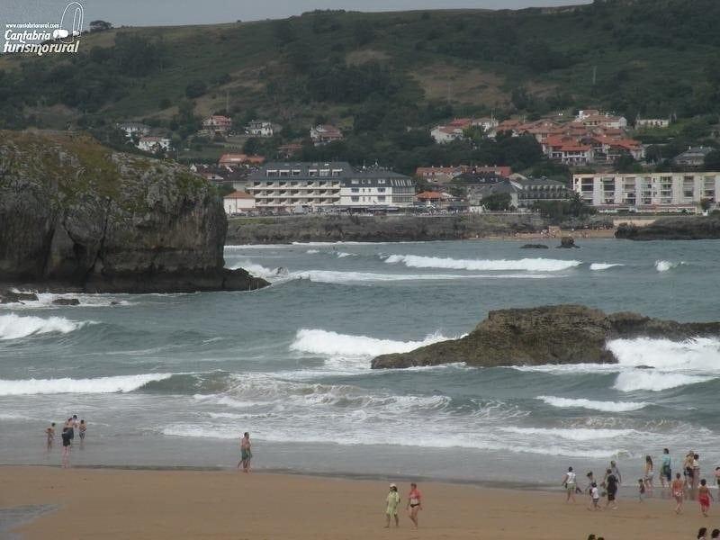 Playas de noja playa de ris playas de la costa oriental de cantabria - Apartamentos en cantabria playa ...