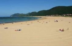 Playas de Noja playa de Trengandin Cantabria Cantabriarural