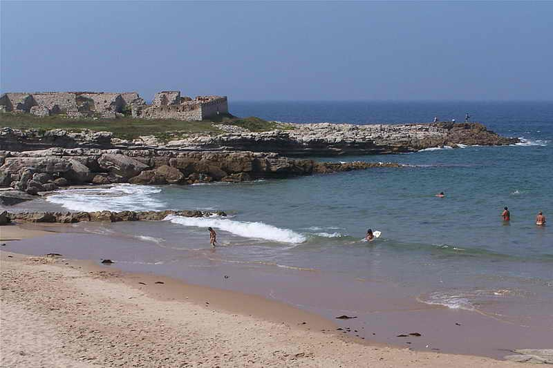 Playas de santander playa de la maruca santander cantabria - Apartamentos en cantabria playa ...