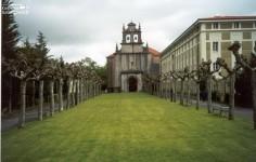 Santuario de Nuestra Señora La Bien Aparecida Vsita general del templo Cantabria Cantabriarural