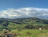 Subida al Monte Carcena Santa maria de Cayon Cantabria Cantabriarural