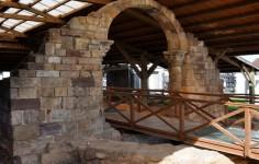Termas Romanas y Necrópolis medieval de San Juan de Maliaño