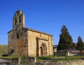 iglesia romanica de San Andres de Rioseco Vsita general Cantabria Cantabriarural