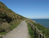 Camino de Santiago en Cantabria de la Costa De El Haya a Guriezo Camino por la costa Cantabria Cantabriarural