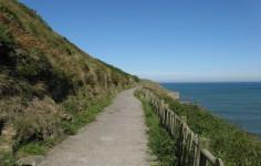 Camino de Santiago en Cantabria de la Costa: De El Haya a Guriezo