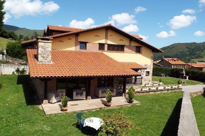 Casa Rural La Riguera de Ginio