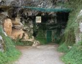 Cuevas del Monte Castillo Cuevas de Puente Viesgo Cantabria Cantabriarural