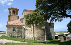 Santa Maria de Bareyo Vista general Cantabria Cantabriarural