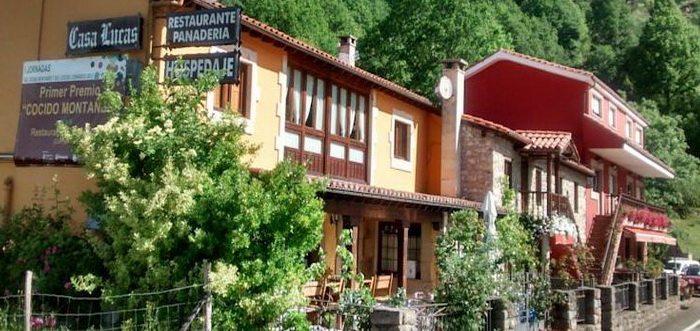 Alojamiento rural Casa Lucas En Correpoco Los Tojos Cantabria Cantabriarural