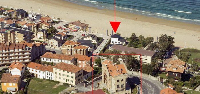 Apartamentos Costa Esmeralda,Apartamentos cerca de la playa de Suances Cantabria, Apartamentos alquiler playa Suances Cantabria