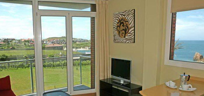 Apartamentos Playa de Portio,Apartamentos cerca de la playa en Cantabria, Apartamentos en Liencres Cantabria