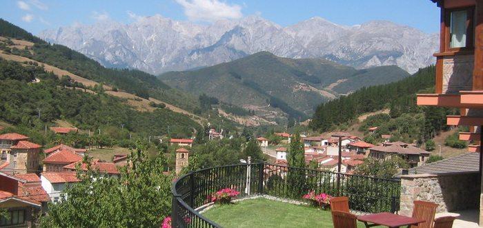 Apartamentos Rurales La Montaña, Apartamentos rurales en Frama