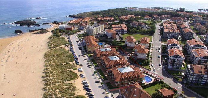 Apartamentos maritimo Ris Cantabriarural