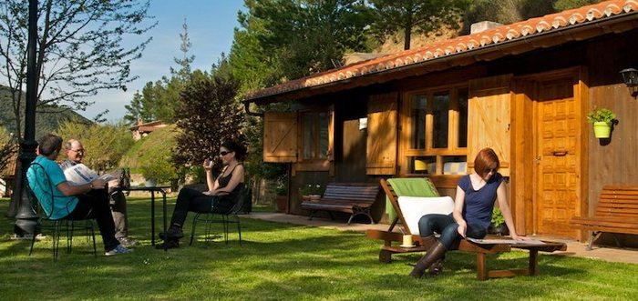 Cabaña Matapalacios Cabañas en Potes Cantabria