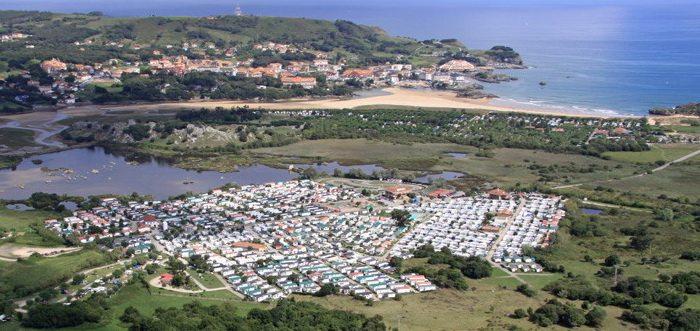 Camping Bungalows Los Molinos de Bareyo, Camping y bungalows en Bareyo Cantabria