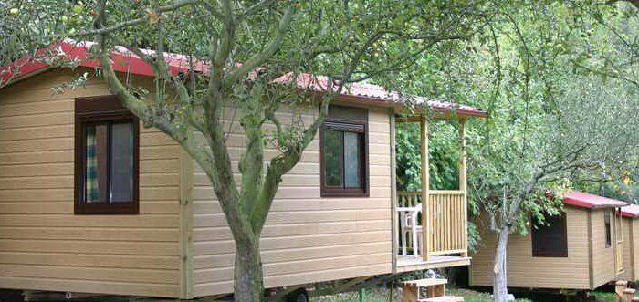 Bungalows Camping El Molino, Camping con bungalows en Picos de Europa Cantabria