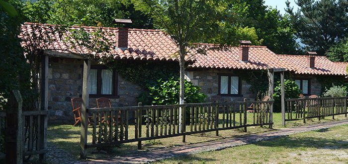 Camping el Molino de Cabuérniga, Camping y Bungalows en Cabuérniga