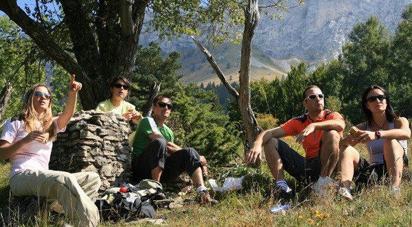 Camping La Viorna Potes Cantabriarural