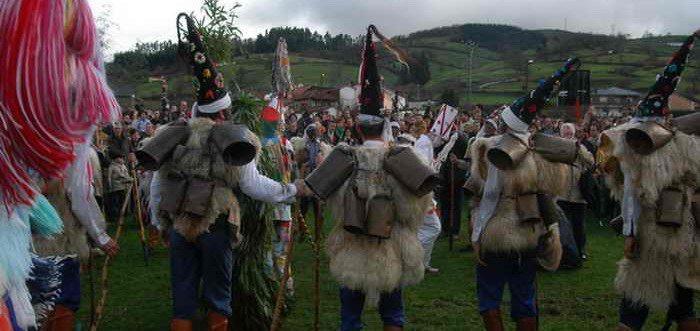 Carnaval de la Vijanera en Silió, La Vijanera el primer carnaval del año