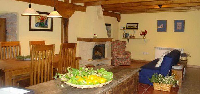 Casa El Chocolatero, Casa rural cerca de estación de esquí Alto Campoo