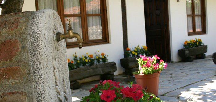 Casa Las Vegas, Casa rural con jardín en Potes Cantabria