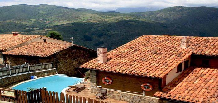 Casa Rural La Casa de las Chimeneas en Tudes Cantabria Cantabriarural Tudes