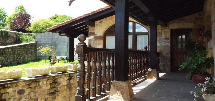 Casa Rural La Riguera de Ginio, Casa Rural en Ucieda Cantabria