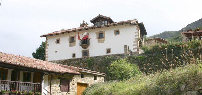 Casa de José Mª de Cossio Casona de Tudanca Cantabria Cantabriarural